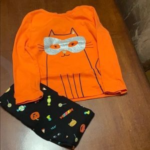 Halloween outfit from Carter's